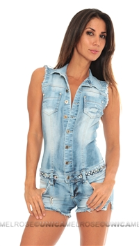 Dishe Jeans 'Willow' Jean Romper