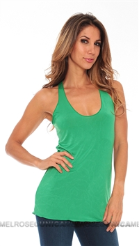 Leiluna Collection Green Flimsy Tank
