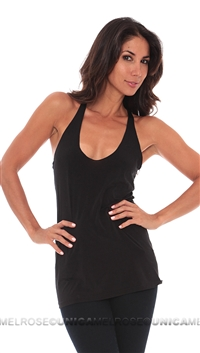 Leiluna Collection Black Flimsy Tank