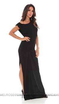 Young Fabulous & Broke Black Bryton Maxi Dress