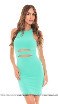 Nookie Mint Topgun BodyCon Dress
