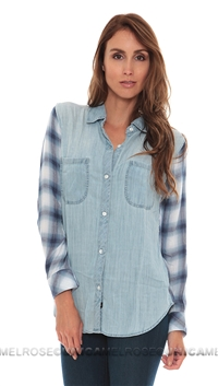 Rails Denim Harper Button Up