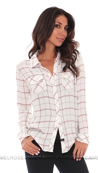 Rails Britt Tolled Button Up
