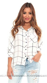 Rails Maddox Dolman Sleeve Shirt