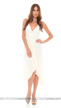 Sky White Radmilla Dress
