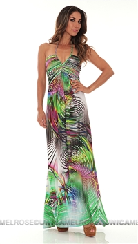 Sky Multicolor Dress
