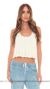 Sky Bone Ardith Top