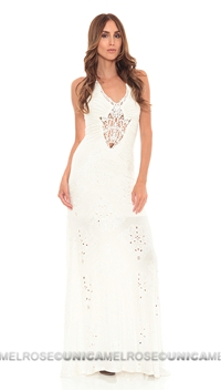 Sky Bone Lokeloni Long Dress