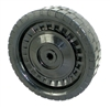 "0099000080 Wheel 6"" Plastic For 3/8 Axle"