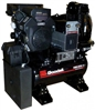 01-150-B Goodall GPC 1150 Welder 240 amp Generator 6000 watt Air Compressor 29 cfm base mount