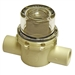 "026-80250-00 RTI MCX Sight Glass Filter assembly. 1/8"" female pipe connection."