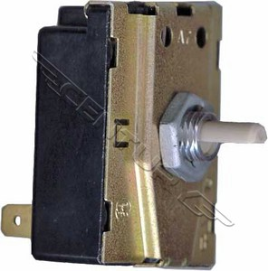 246-057-666 Discontinued See 246-058-666 Rotary Selector Switch
