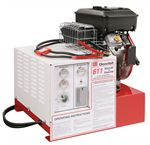 11-611 Goodall Start-All 12 Volt Gasoline Engine Powered 700 Amp 2000 Watt 120 Volt AC Generator