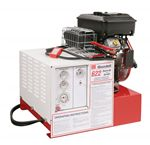 11-622 Goodall Start-All 12 - 24 Volt Gasoline Engine Powered 700 Amp 13 CFM Air Compressor