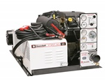 11-923AC Goodall Start-All 12 - 24 Volt Service Truck Gasoline Engine Powered 600 Amp 23 CFM Air 6000 Watt 120 Volt AC Generator