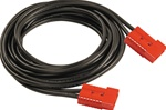 12-603 Goodall Plug To Plug-Ended Booster Cable, 1/0 Ga. Duplex