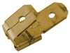 "169135-002 Non-Insulated Disconnect Adapters Male / Female / Male 0.250"" (2 Piece)"