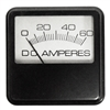 247-020-666 DISCONTINUED Ammeter Horizontal 0-60 Amp Range With Boost