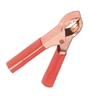 249-089-020 Heavy Duty Red Charging Clip Insulated 50 Amp