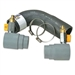 370-80123-00 RTI MCX HD Adapter Set All MCX Series Units 2 In. - 2 1/4 In. - 2 1/2 In.