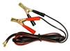 3899000737 Schumacher Clamps Cables Red & Black Set