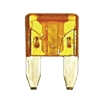 509105-025 QuickCable Mini Blade Fuse 7.5 Amp Brown (25 Pack)