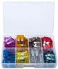 509140 QuickCable Automotive Standard Blade Fuse Assortment Kit 120 Piece