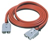 "602560 QuickCable Plug To Plug Extension 4ga. Copper 144"" Cable Set"