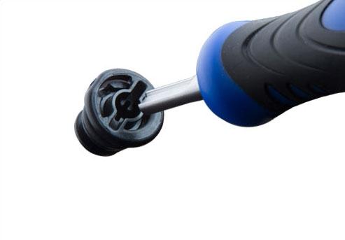 vw10549 assenmacher specialty tools oil drain plug tool for vw