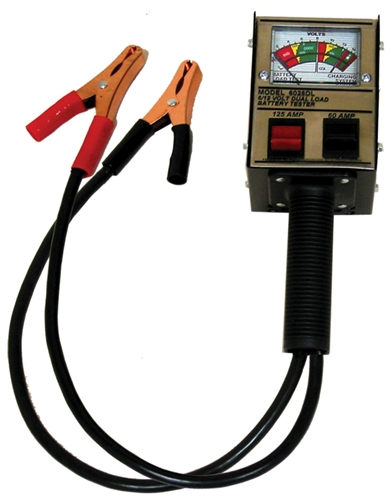 Associated Battery Tester : Dl associated battery tester v a dual load
