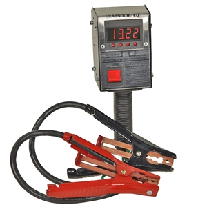 6033 Associated Digital 125 Amp Load Tester