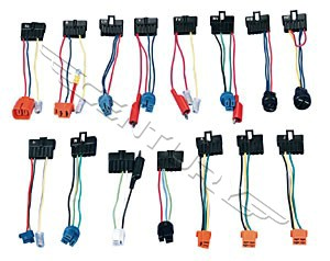 8518 Associated 15 Pc. Alternator Test Lead Set Domestic & Import