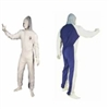4562 Astro Pneumatic X-Large Reusable Coverall W/ Velcro Wrists And Ankles