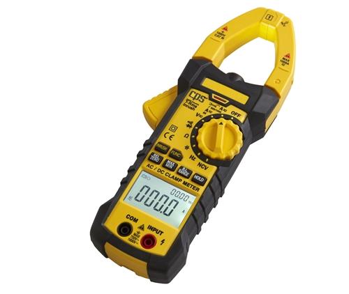 Clamp On Amp Meter : Ac cps true rms digital clamp on amp meter cat iii v
