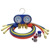 "AM134BUQ CPS R-134A Automotive Manifold Gauge Set 60"" Hoses With Couplers"