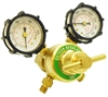 "BRRO1 CPS Oxygen Regulator ""A"" Ftg. Outlet CGA / 540 Inlet (UL Listed)"