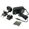 MDXBK CPS Rechargeable NiMH Battery & Universal Plug Kit