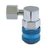 QCL13490 CPS R-134a LO Side Snap Coupler, 14mm Fittings