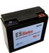ES1217 Replacement 12 Volt 17 Amp Hour Battery