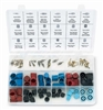 2683 FJC Inc. Master Valve Core & Cap Assortment