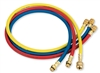 "6529 FJC Inc. R134a Hose - Yellow - 96"" - Standard"