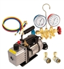 9281 FJC Inc. Vacuum Pump & Gauge Set Assortment