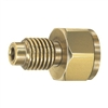 "AF-13455 JB Industries 1/2"" Acme Male x 1/4"" Female SAE Half Union"