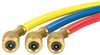"CCLE-48 JB Industries 1/4"" x 48"" Enviro-Safe Charging Hose Set"