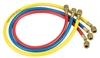 "CL-48Y JB Industries 1/4"" x 48"" Yellow Standard Charging Hose"
