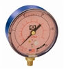 M2-410 JBI Low Side Compound Gauge (Blue) for R410A - 2 1/2""