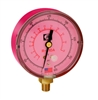 M2-815 JB Industries High Side Red R-410A Pressure Gauge - 3-1/8""