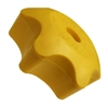 MR-501Y JB Industries Yellow Nylon Handwheel