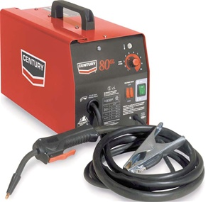 K2501-1 Century 80GL 120 Volt 80 Amp Flux Cored Wire Feed Welder