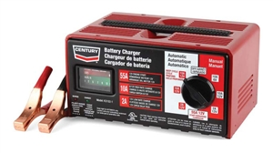 K3152-1 Century 10/2/55 Amp 6/12 Automatic Deep Cycle Battery Charger Starter